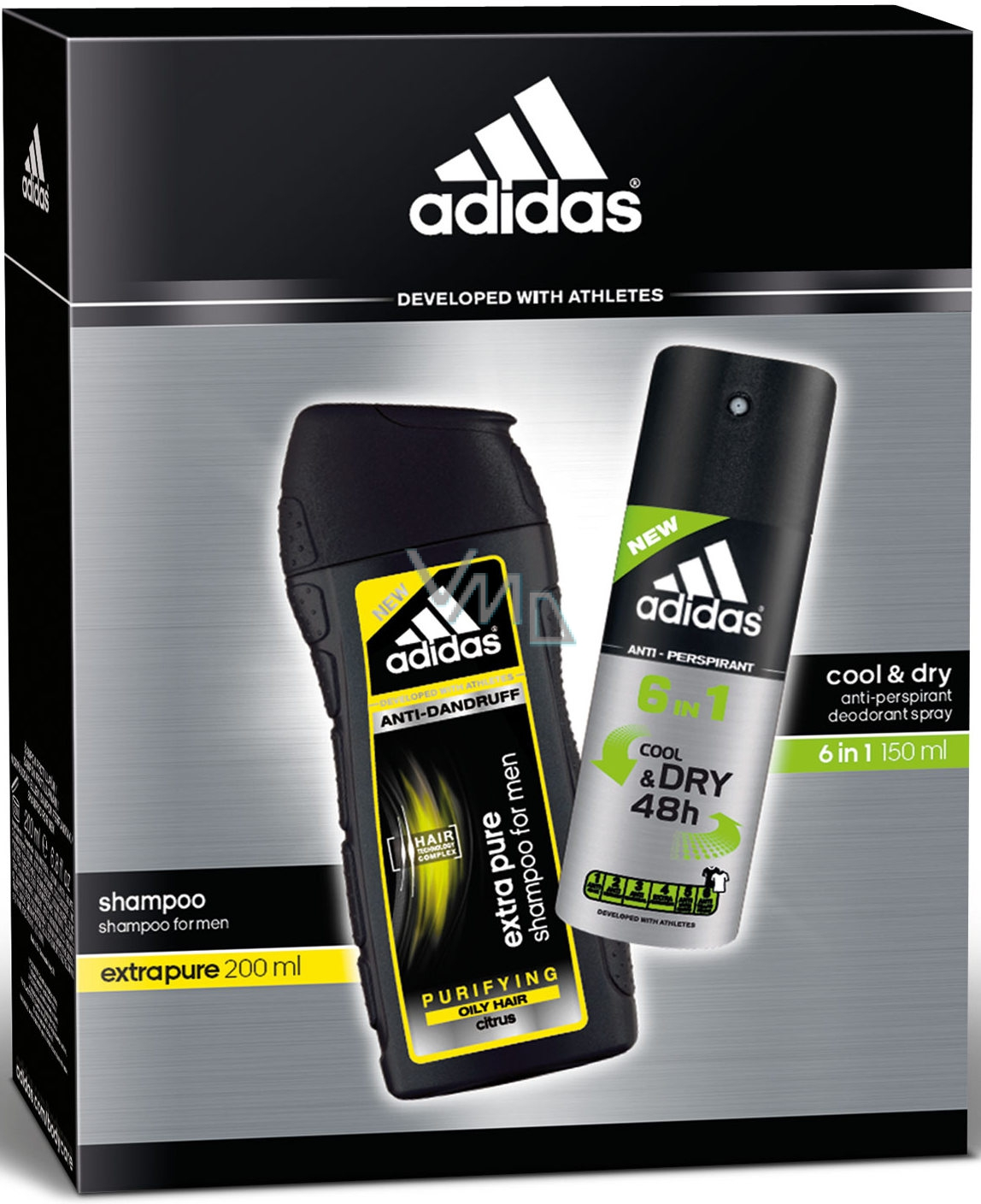 Adidas Cool & Dry 48h 6in1 antiperspirant deodorant spray