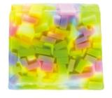 Bomb Cosmetics Confetti Showers - Confetti Natural glycerine soap 100 g