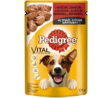 Pedigree Vital Protection with beef and lamb in juice pouch 100 g