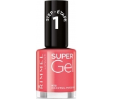 Rimmel London Super Gel nail polish 032 Cocktail Passion 12 ml