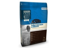 Acana Adult Cobb Chicken & Greens Heritage complete food suitable for all breeds of adult dogs 17 kg