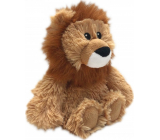 Albi Warm mini plush with the scent of Lavender Lion height approx. 23 cm