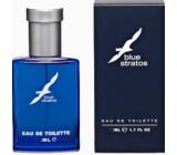 Blue Stratos eau de toilette for men 100 ml