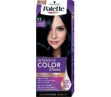 Schwarzkopf Palette Intensive Color Creme Hair Color C1 Shade Blue / Black