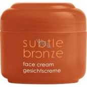 Ziaja Subtle Bronze Face Cream Self Tanning Relaxing Balm 50 ml