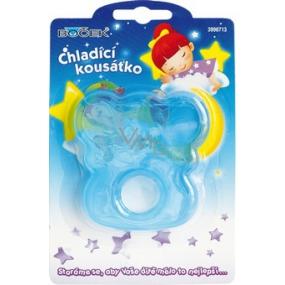 Boček Cooling chick Míša blue, pink 1 piece