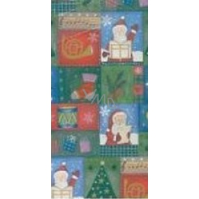 Zöwie Gift wrapping paper 70 x 500 cm Christmas Santa