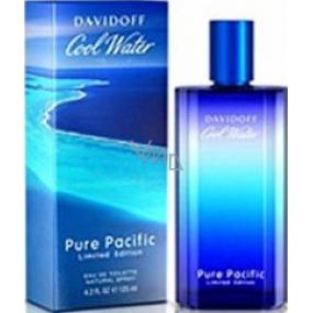 Davidoff Cool Pure Pacific Men EdT 125 ml eau de toilette Ladies