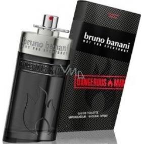 Bruno Banani Dangerous eau de toilette for men 75 ml