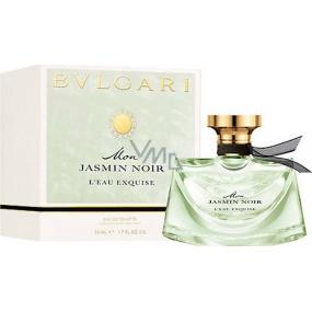 Bvlgari Mon Jasmin Noir L Eau Exquise Eau de Toilette for Women 50 ml