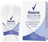 Rexona Maximum Protection Sensitive Dry antiperspirant deodorant stick pro ženy 45 ml