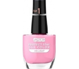 Astor Perfect Stay Gel Color Gel Nail Polish 004 Pink Sunset 12 ml