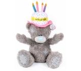 Me to You Teddy bear birthday hat XL 45 cm