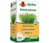 Herbex Zelený ječmen antioxidant bylinný čaj 20 x 2,5 g