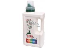 Jelen Prací gel na barevné prádlo 30 dávek 1,35 l