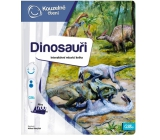 Albi Magic reading interactive talking book Dinosaurs