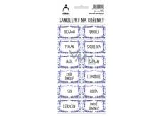 Levandule Spice Stickers - Oregano 0416 4016