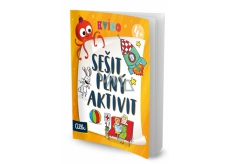 Albi 4+ Activity Book - Quiz Age: 3+ | 4+ | 5+ | 6+