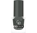 Golden Rose Ice Color Nail Lacquer nail polish mini 163 6 ml