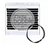 Invisibobble Basic True Black Ultra thin hair bands black 10 pieces