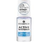 Essence Active Whitener Base Coat nail polish 8 ml