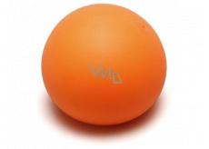 EP Line Anti-stress ball glowing in the dark light orange 6.5 cm