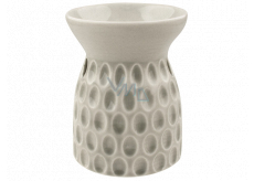 Aromalampa ceramic gray 12.5 cm
