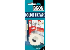 Bison Double Fix Tape double-sided adhesive tape 1.5 mx 19 mm