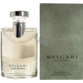 Bvlgari pour Homme EdT 30 ml men's eau de toilette