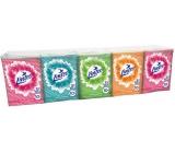 Linteo Mini Paper Handkerchiefs 3 Layer 10 x 10 Pieces