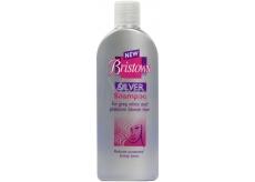 Bristows Silver šampon odstraňující z vlasů žlutý nádech 200 ml