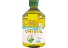 About Herbal Moisturizing Aloe Vera Moisturizing Shower Gel 500 ml