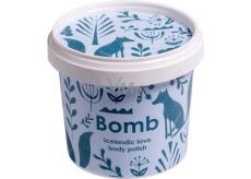 Bomb Cosmetics Ice-cream - Icelandic Lava Natural Butter Body Peeling 365 ml