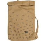Albi Eco backpack made of washable paper Swallows 43 x 29 x 11 cm