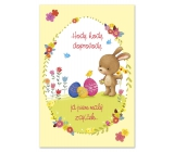Ditipo Easter Card Feast, feast, accompaniment 120 x 180 mm