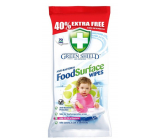 Green Shield Kitchen antibacterial cleaning wet wipes 70 pieces