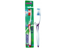 Abella Contact Medium Toothbrush Assorted Colors 1 Piece FA997 / S101