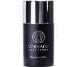 Versace pour Homme deodorant stick for men 75 ml