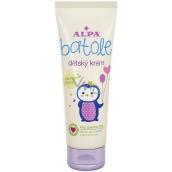 Alpa Toddler cream with olive oil for children 75 ml