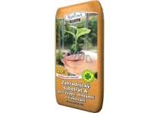 Peat Soběslav Gardening substrate A for sowing, propagation and cuttings 20 l