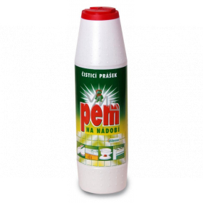 Pem dishwashing powder with disinfectant for dishes, sinks, etc. 500 g