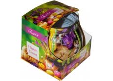 Admit Easter Crocus dekorativní aromatická svíčka ve skle 80 g