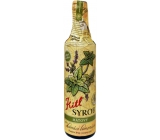 Kitl Syrob Bio Mint syrup for homemade lemonade, freshly chopped mint, grown in Bio quality 500 ml