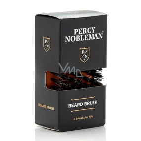 Percy Nobleman Beard Brush 9 x 4.5 cm I