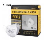YWSH Respirator oral protective 4-layer FFP2 face mask 1 piece