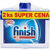 Calgonit Finish Regular dishwasher cleaner 2 x 250 ml, duopack