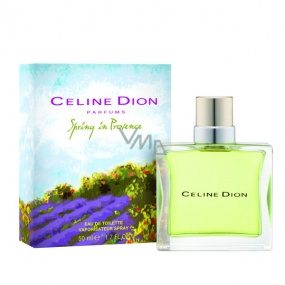 Celine Dion EdT 50 ml eau de toilette Ladies