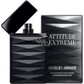 Giorgio Armani Attitude Extreme EdT 50 ml men's eau de toilette