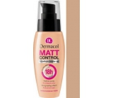 Dermacol Matt Control 18h make-up 4 Tan 30 ml