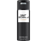 David Beckham Classic deodorant spray for men 150 ml